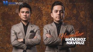 Shaxboz Navruz Hasratlar Audio 2018