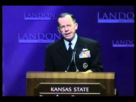 Landon Lecture | Michael Mullen