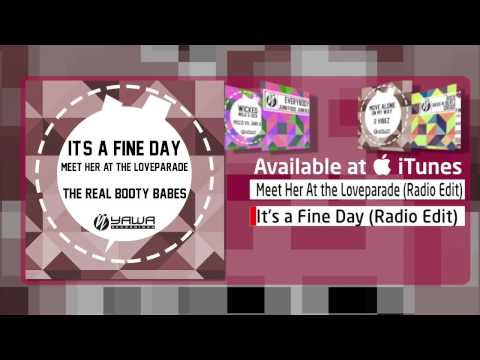 The Real Booty Babes - It's a Fine Day (Radio Edit)