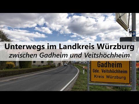Zwischen Gadheim und Veitshöchheim | Unterwegs im Landkreis Würzburg | wuerzburg-fotos.de