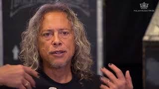 Polar Music Prize interview with Kirk Hammett of Metallica