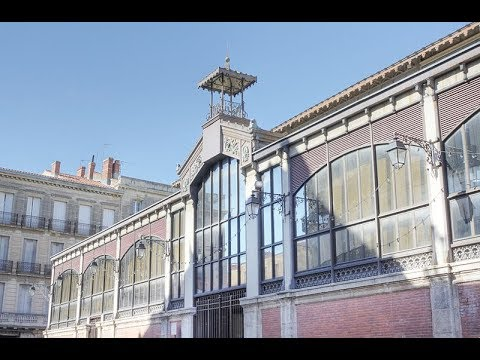 Places To See In ( Beziers - France ) Les Halles
