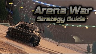 GTA Online: Arena War Strategy Guide (Defeating the Deathbike, Playing Defense, and More)