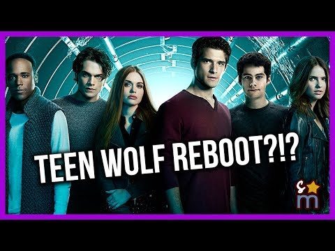 TEEN WOLF Reboot In the Works with New Cast?!?  Lisa's Cheat Sheet
