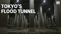 Tokyo Flood Prevention | Insane underground tunnel system in Japan!
