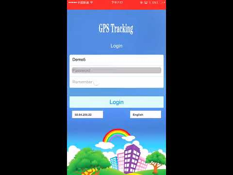 itrac gps tracker device mobile applicationfor ios andriod ipad itouch