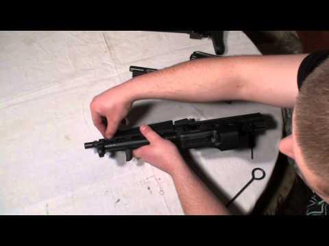 MP5 Submachine Gun Heckler & Koch - Just Fieldstrip - #85