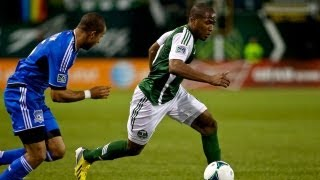 HIGHLIGHTS: Portland Timbers vs. SJ Earthquakes | April 14, 2013
