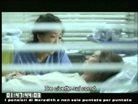 Grey's Anatomy:Fuori onda della terza stagione!
