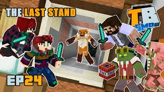 The Last Stand... and a Gold Farm!!! | Truly Bedrock Season 2 [24] | Minecraft Bedrock