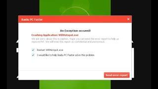 Fix Baidu Wifi Hostpot - Crashing Application: WifiHostpot.exe - Create Portable Hostpot Windows