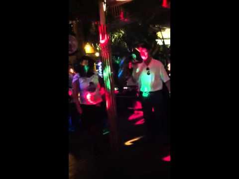 The crazy Coconut Karaoke Nights -Palm Springs, Ca