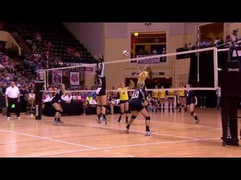 2013 AAU Volleyball Nationals - 14U Highlights
