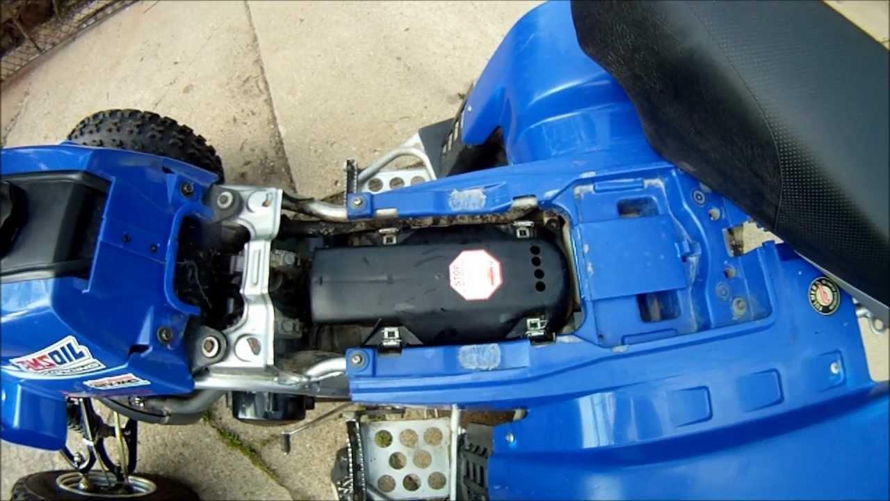 Yamaha R Air Filter