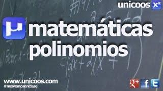Division de polinomios Ruffini SECUNDARIA (4ºESO) matematicas