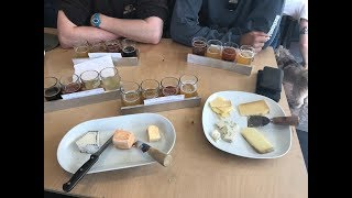 Birthday Cheese Experience in Vancouver with Benton Brothers Fine Cheese & Faculty Brewery