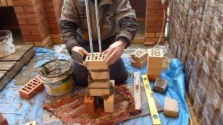 как сделать и установить перемычку из кирпича..от Нивка111