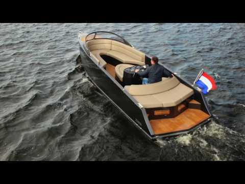 Zee 26 tender, by Verschuur Watersport