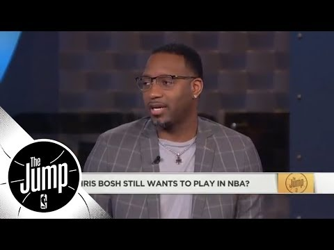 Tracy McGrady on Chris Bosh NBA comeback: It's over | The Jump | ESPN