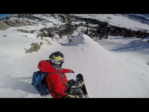 GoPro: Rob Kingwill Shreds Jackson Hole Backcountry - Line of the Winter December Winner