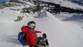 GoPro: Rob Kingwill Shreds Jackson Hole Backcountry – Line of the Winter December Winner