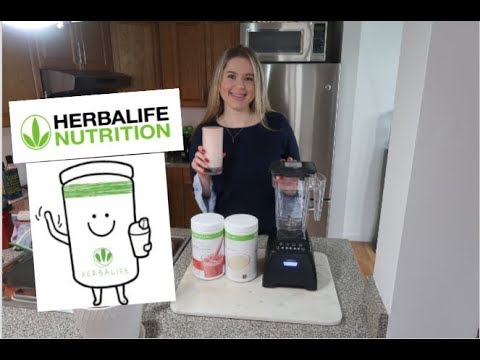 HOW TO MAKE THE BEST HERBALIFE SHAKE