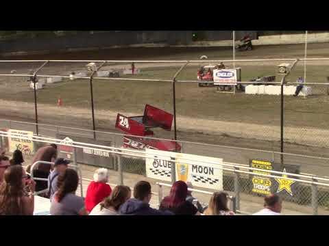 Deming Speedway, WA - Micro 600R Qualifying (Ben Ferrara) - 08/09/19
