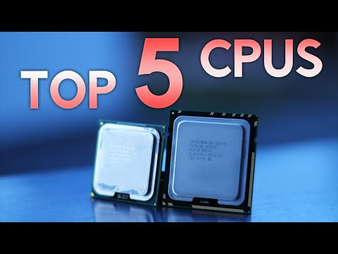 Top 5 USED Gaming CPUs for the MONEY in 2016