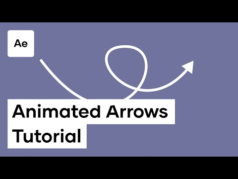 How To Create Animated Arrows In After Effects