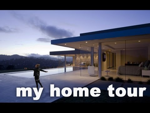 MY HOME TOUR (im extremely rich)