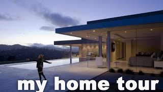 my home tour im extremely rich