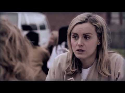 orange is the new black poussey dating