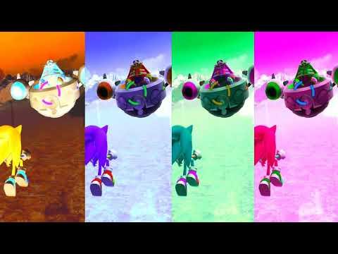 Sonic Dash Boss