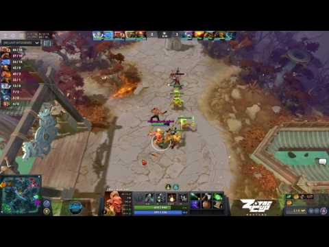 ALLIANCE vs PENTA SPORTS - JUEGO 1- ZOTAC CUP CLASIFICATORIAS