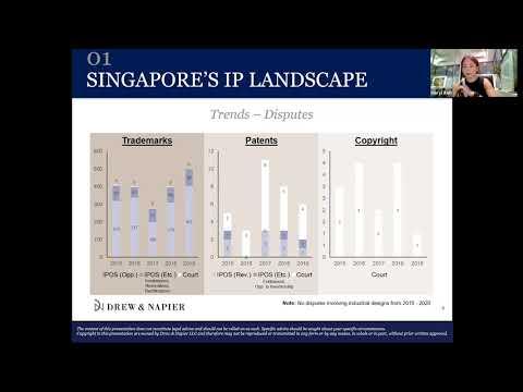 Singapore IP Strategy 2030 & IP Arbitration