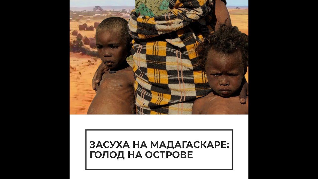 Засуха на Мадагаскаре