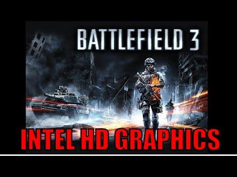 Intel HD 620 Gaming || Battlefield 3 || i3-7100U|| i5-7200U|| i7-7500U|| Kaby Lake