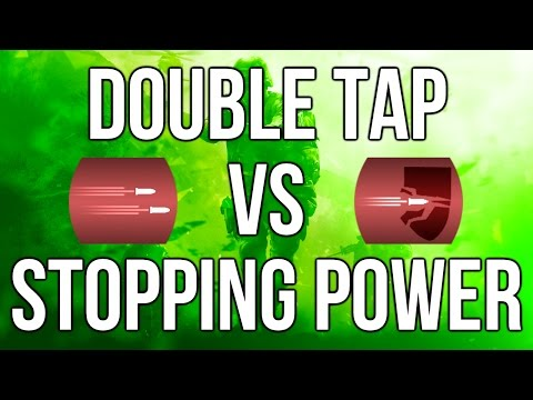 MWR In Depth: Double Tap Vs. Stopping Power