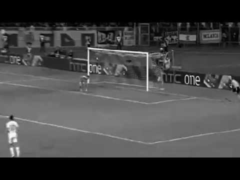 Andrej Kramarić Amazing Goal (Rijeka 1-1 Lyon) 07/11/2013