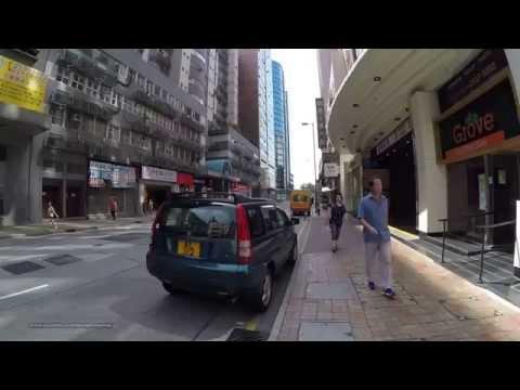 【Hong Kong Walk Tour】Kwun Tong MTR - Hoi Yuen Rd - Kwun Tong Promenade