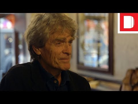 'Don't start a business, build a brand,' Sir John Hegarty on working in the startup sector