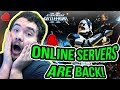 The Original Battlefront 2 = ❤️! Online Multiplayer Servers BACK! | Star Wars Battlefront 2 (2005)
