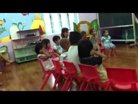TIẾT HỌC ÂM NHẠC - DONALD 1 - MẦM NON LÝ THÁI TỔ 2