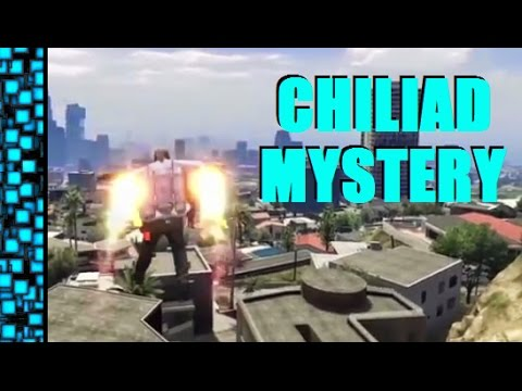 HIDDEN JETPACK & CHILIAD BLACK TRIANGLE! - GTA 5 Unsolved Mystery