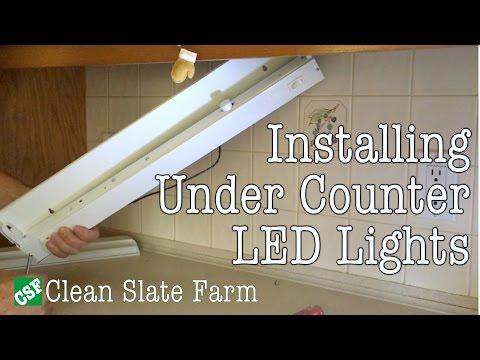 installing-under-counter-led-lighting