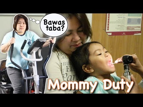 PINAY LIFE IN AMERICA | ZIA'S WELL CHILD CHECK UP  + ADOBO RECIPE | VLOG#8