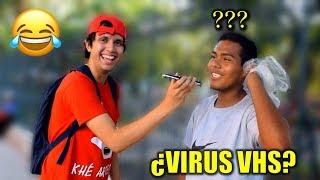 Preguntas con H: ¿Virus VHS? / Preguntas estúpidas / Respuestas incómodas