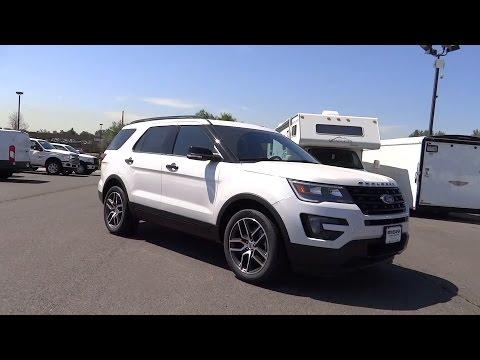 O Meara Ford >> 2016 Ford Explorer Denver, Boulder, Lakewood, Aurora, Cheyenne, Wyoming, CO GGA09788 - YouTube