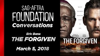 Conversations with Eric Bana of THE FORGIVEN