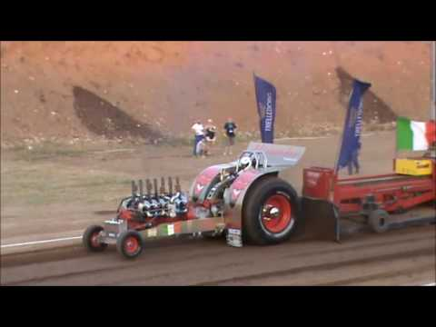 Tractor Pulling Autodromo di Franciacorta 2016